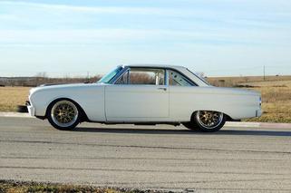 Gas Monkey Garage Headed to Pikes Peak in 500-HP Custom Ford Falcon