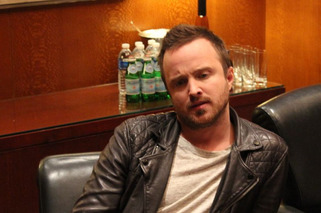Aaron Paul Talks Upcoming
