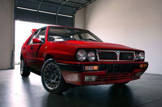 Two Pristine Lancia Delta HF Integrales Are For Sale on eBay Right Now