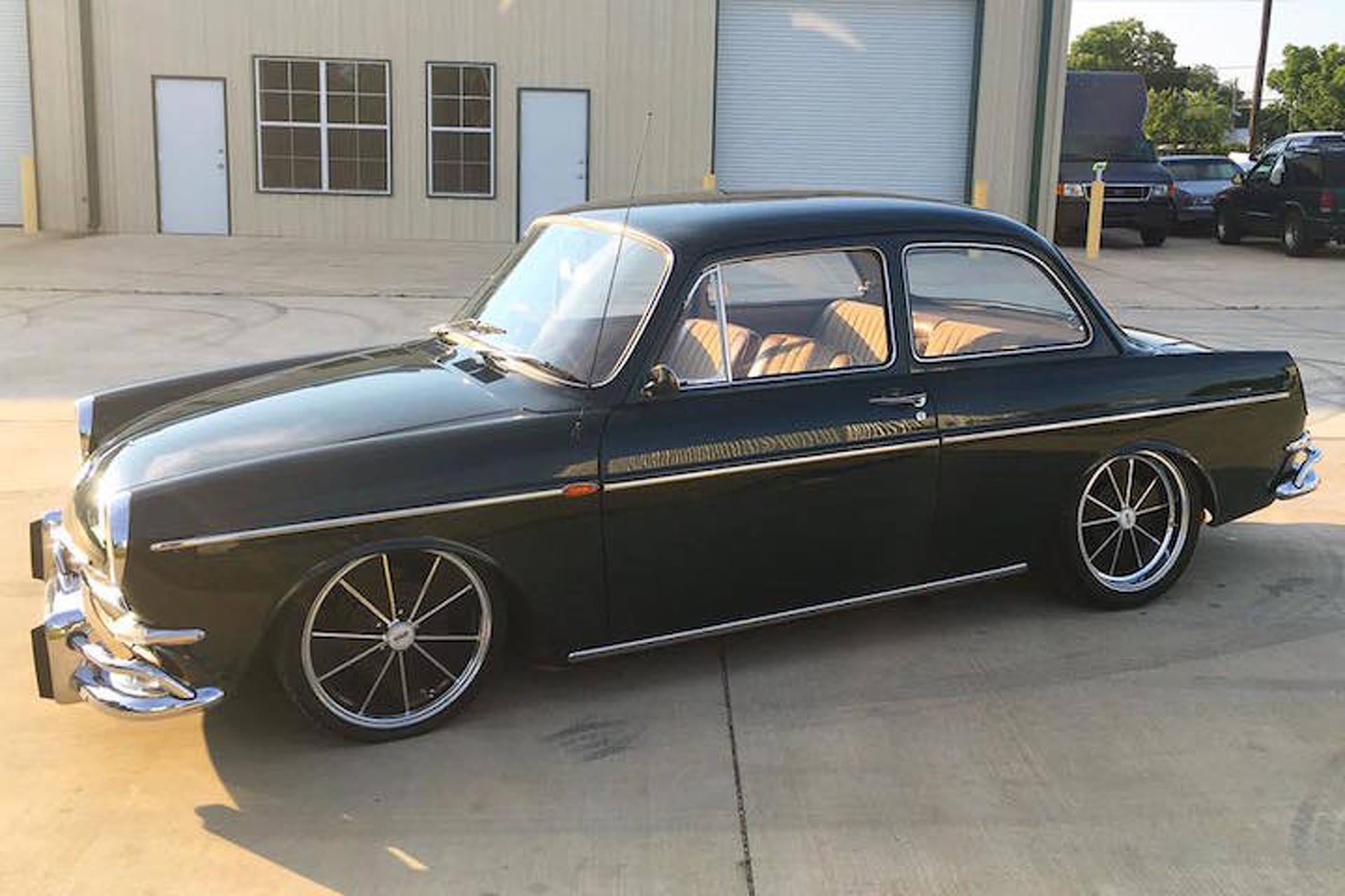 James Is Parting Ways With His Handsome Volkswagen Type 3 Notchback - Wiring Diagram