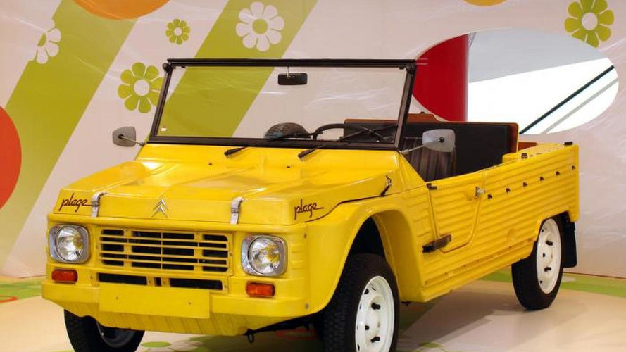 Citroen Mehari revival being considered