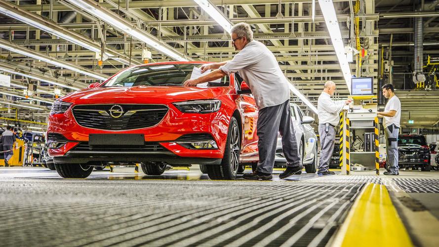 PSA fabrikaları Opel'inkilerden daha verimli