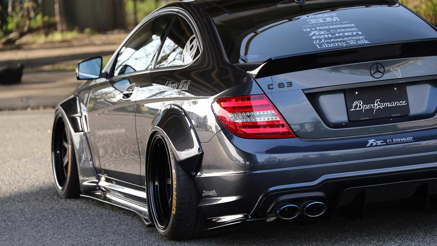 Mercedes-AMG C 63 Liberty Walk