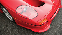 1995 Ferrari F50 owned by Mike Tyson
