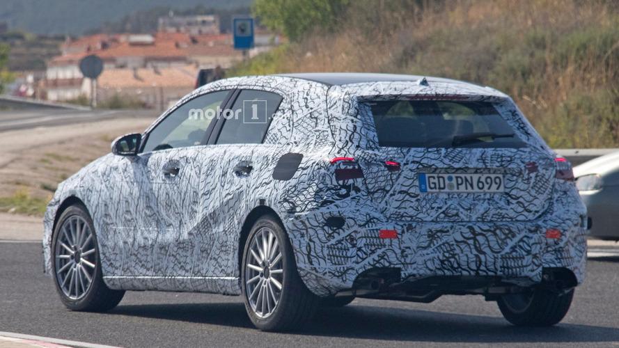 Los compactos de Mercedes-Benz tendrán dos variantes AMG