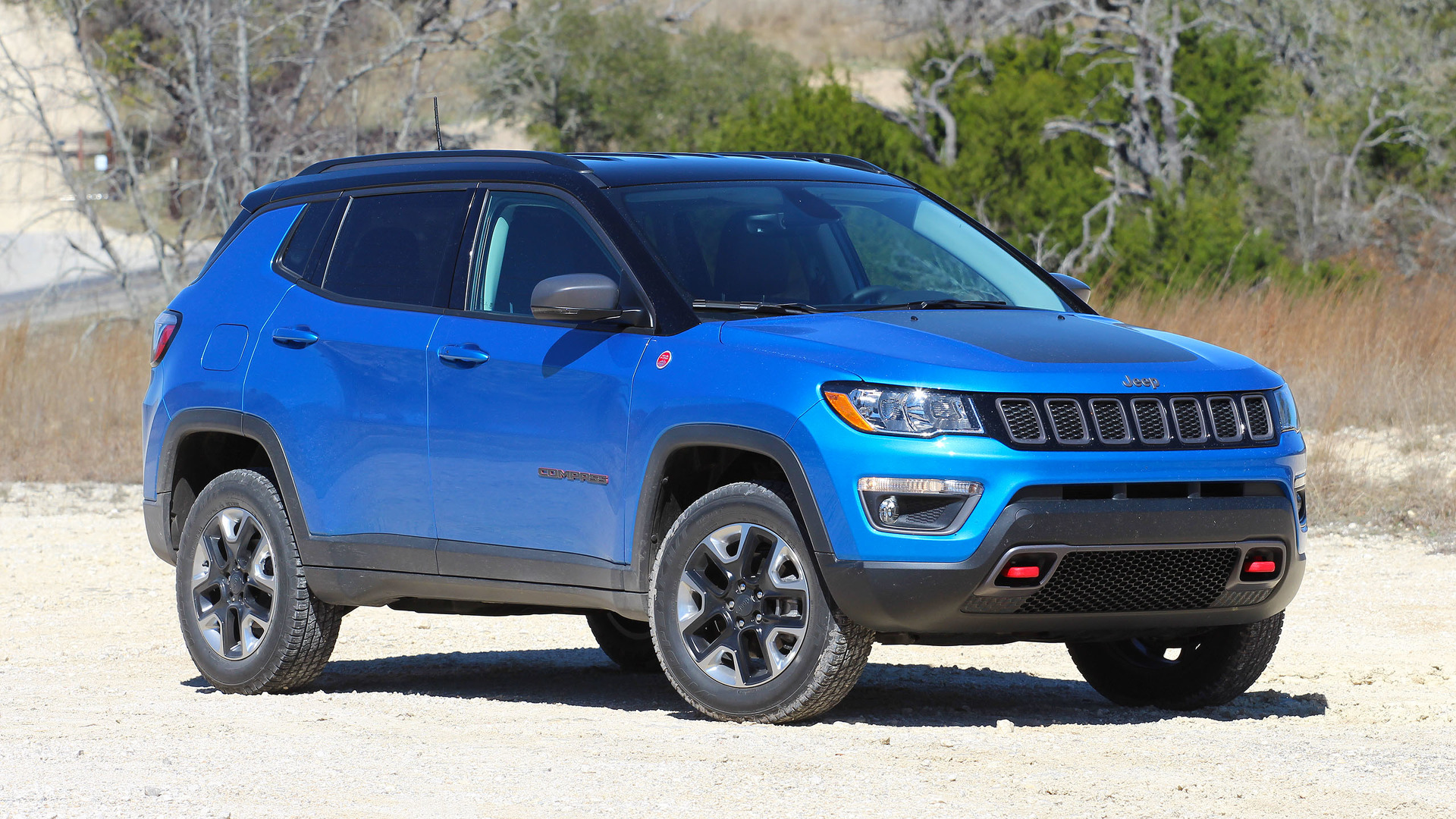 Best Year For Jeep Wrangler >> 2017 Jeep Compass First Drive: All the right stuff