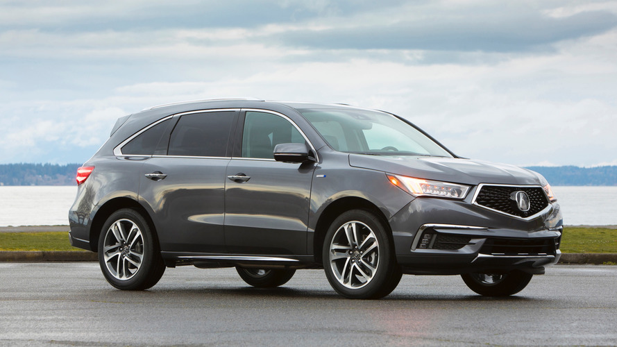 2017 Acura MDX Sport Hybrid First Drive: Try To Figure This One Out