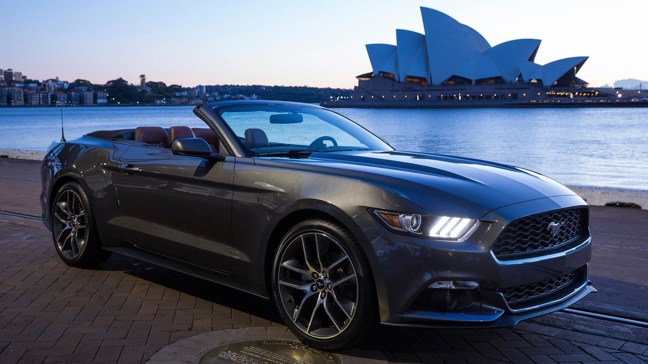 Ford Mustang Worldwide