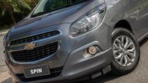Chevrolet Spin 2018