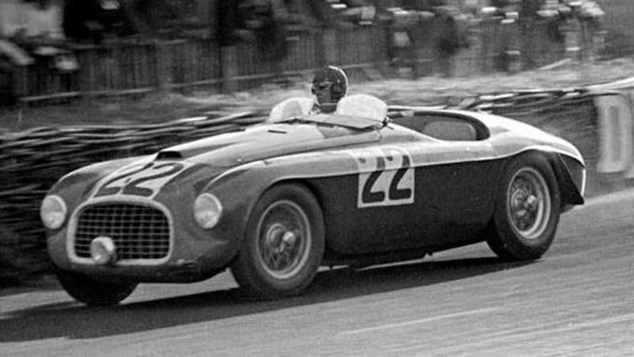 Le Mans 1949 Ferrari 166 MM 4