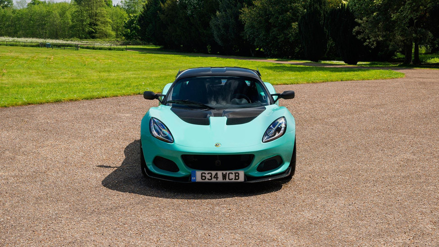 2017 Lotus Elise Cup 250 Is Even Lighter
