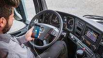 Daimler'dan Kamyonlar İçin Apple CarPlay