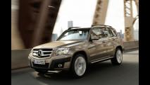 Mercedes GLK si svela a Pechino