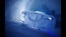 Saab Aero X concept di ghiaccio