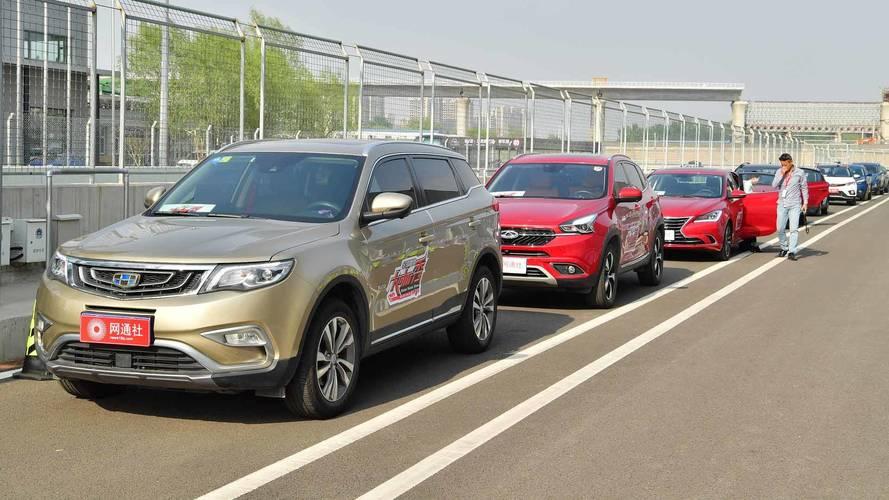 Testing Chinese Cars: Take Two
