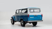 Toyota Land Cruiser FJ45LV restoration