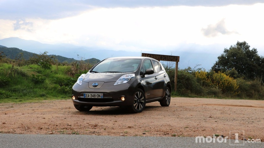 Essai Nissan Leaf - Roulez en électrique, partout, tout le temps