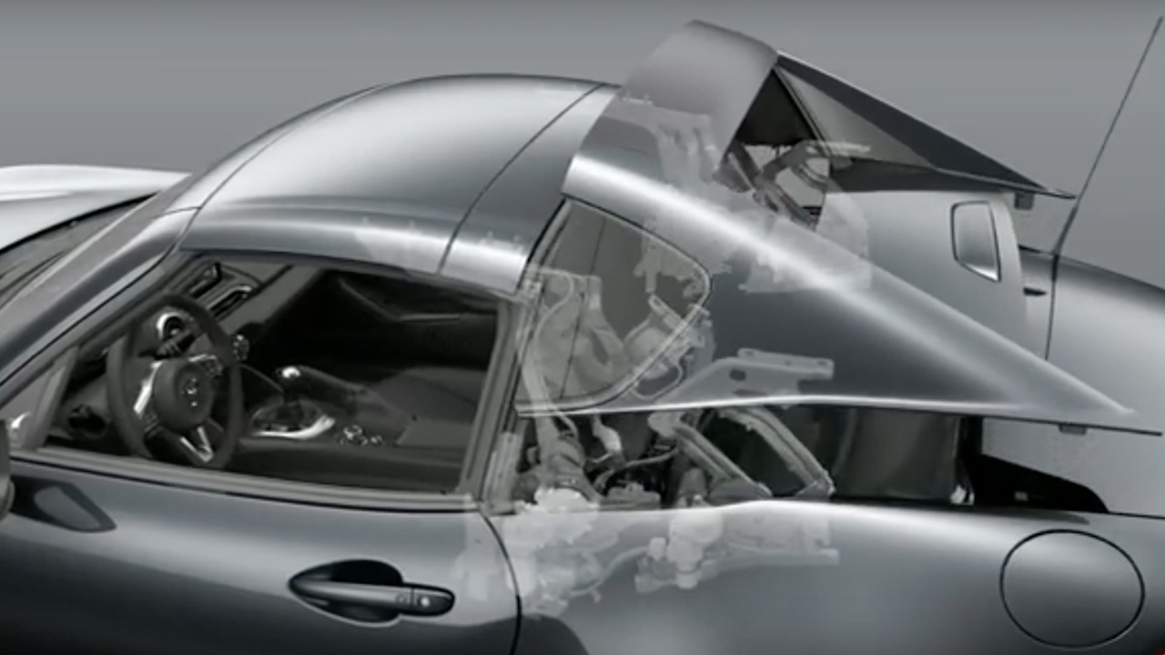 Mazda MX-5 Miata RF Top