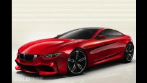 BMW M GT Concept by Idries Noah