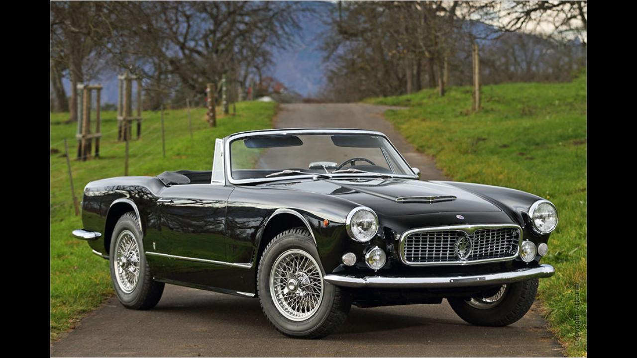 Maserati 3500 GT Spider Vignale (1962): 858.200 Euro