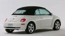 Volkswagen Beetle Triple White