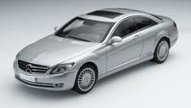Mercedes-Benz CL-Class Accessories Collection