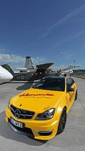 Mercedes C63 AMG Wagon by WIMMER Rennsporttechnik