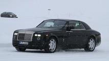2013 Rolls Royce Phantom Coupe facelift spy photo 19.1.2012