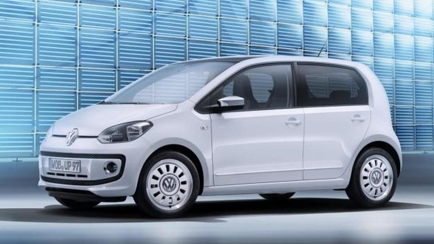 Volkswagen up! long wheelbase planned - report