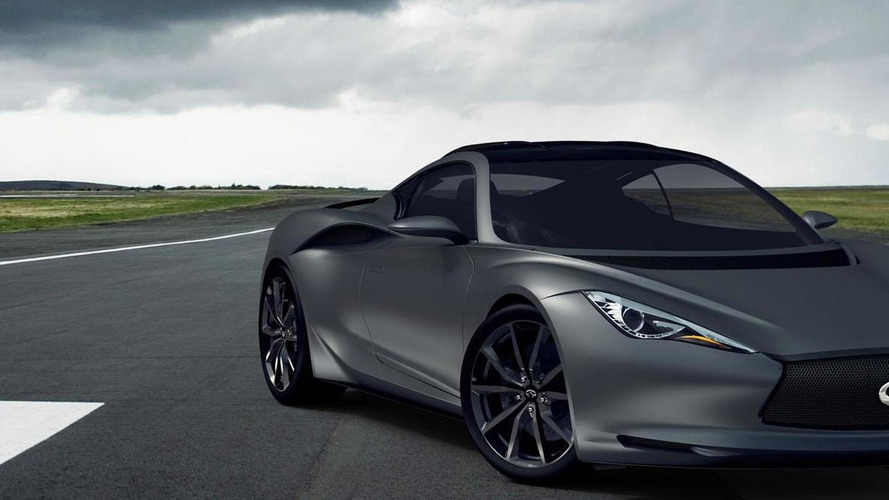 Infiniti EMERG-E prototype coming to Goodwood Festival of Speed