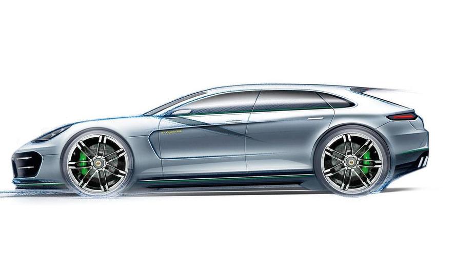 Porsche considering Panamera Sport Turismo production - report