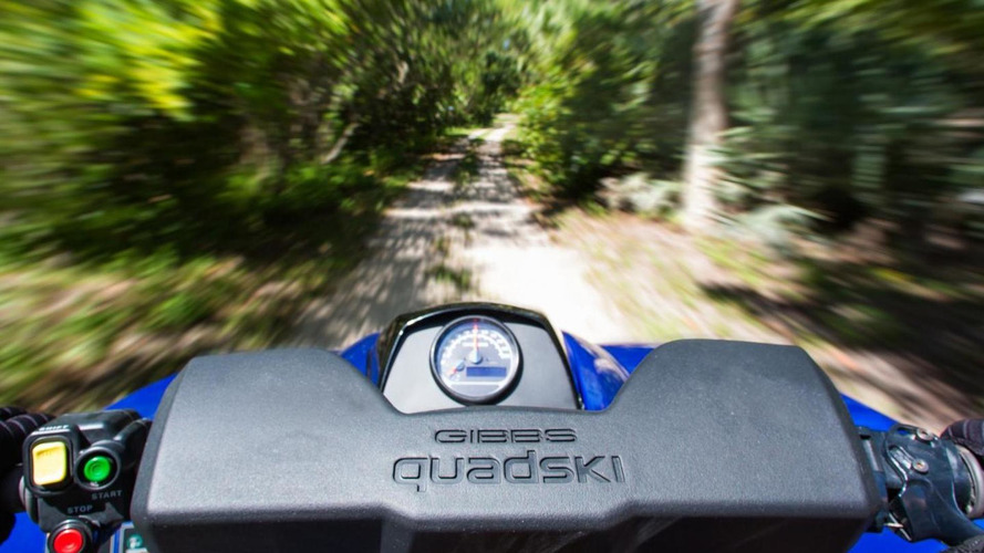 GIBBS Quadski is the world's first high-speed sports amphibian [video]