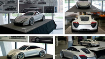 Future Porsche 911 design project by Maximilian Fischhaber, 1000, 17.08.2011