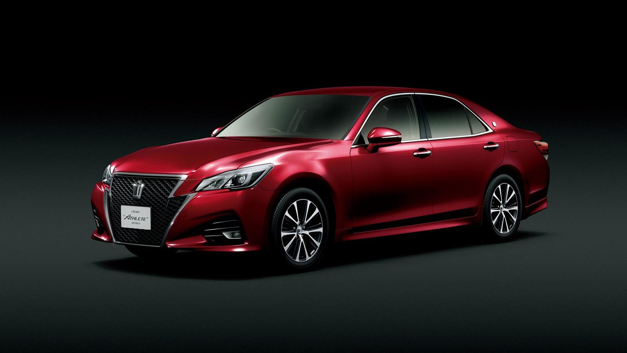 Toyota Crown Athlete Series 2015 - tradecarview.com