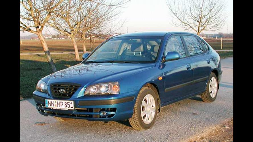 Hyundai Elantra: Viel Ausstattung für wenig Geld