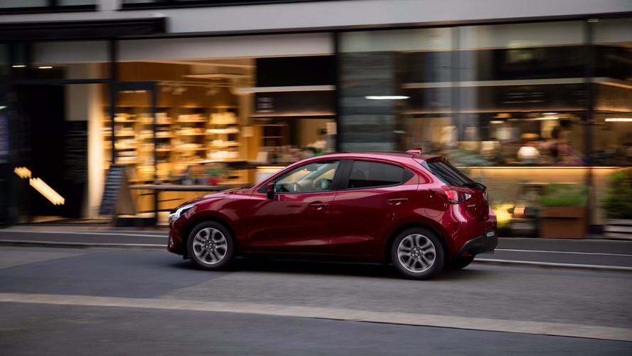 Une série spéciale pour la Mazda2