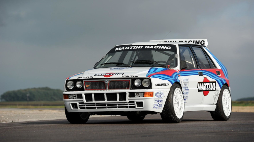 Rally-Driven Lancia Delta Causes Bidding War, Sells For $297K