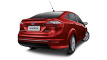 Ford New Fiesta Sedan 2017
