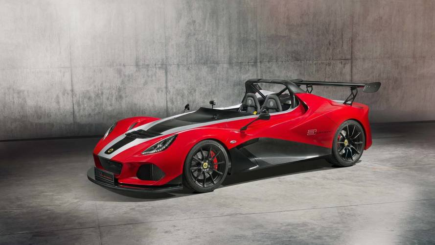 Say Goodbye to the Lotus 3-Eleven With the New 430 Edition