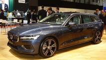 Volvo V60 2018 salon de Ginebra