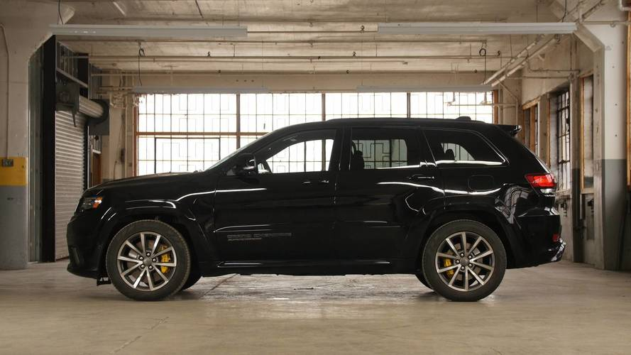 2018 Jeep Grand Cherokee Trackhawk | Why Buy?