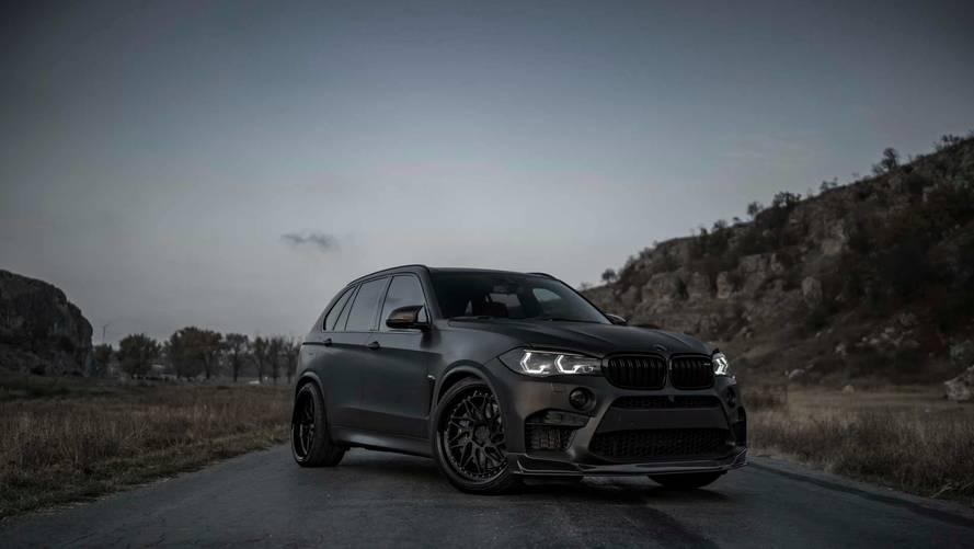BMW X5 M par ZPerformance
