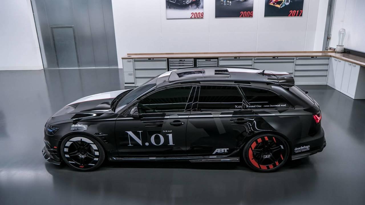 Audi RS6 Avant Project Phoenix