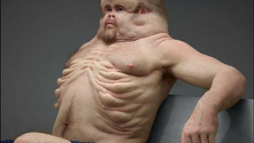 Graham, l'unico uomo che sopravvive agli incidenti stradali