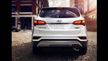 De cara nova, Hyundai Santa Fe 2017 é apresentado nos EUA - veja fotos