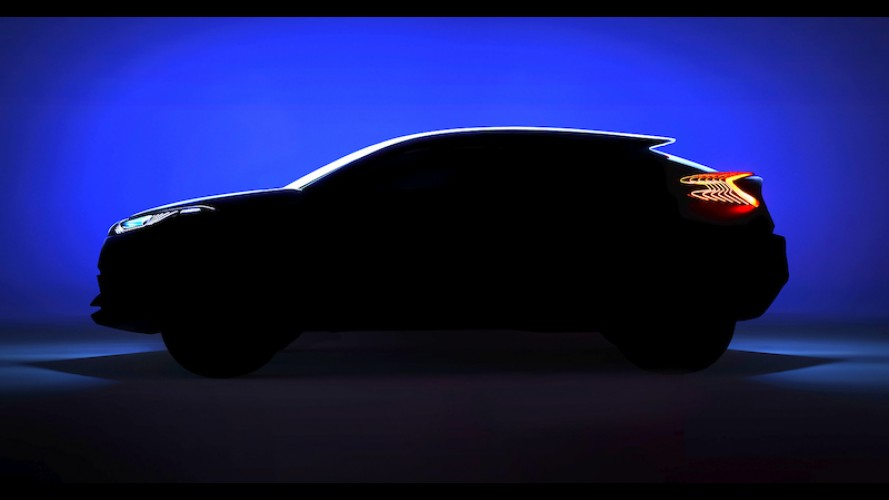 Toyota vai mostrar nova prévia de SUV rival do HR-V em Frankfurt