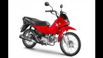 Com motor novo e injeção eletrônica, Honda Pop 110i 2016 chega por R$ 5,1 mil