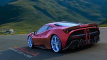 Ferrari 488 GTB Misha Designs