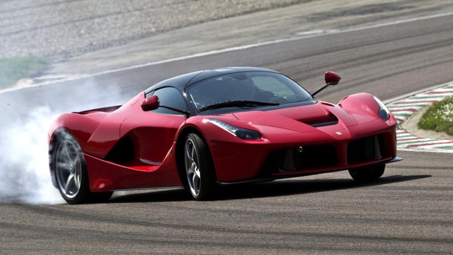 Ferrari já trabalha no supercarro que sucederá LaFerrari em 2022
