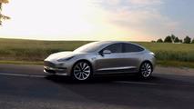 Tesla Model 3 submodel